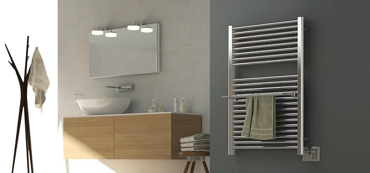 Электрические полотенцесушители для ванной, стильное отопление